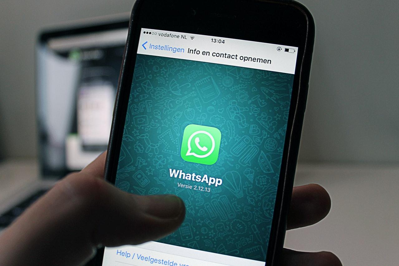 Dicas do WhatsApp: Como pode ser usado para trabalhar em casa?(Foto de Anton no Pexels)